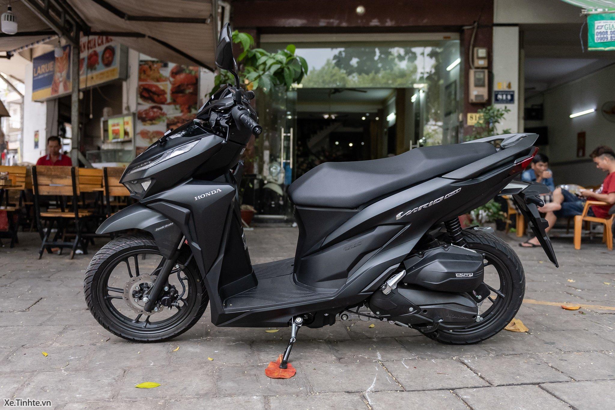 Xe Honda nhập khẩu có kiểu dáng độc đáo, động cơ mạnh mẽ