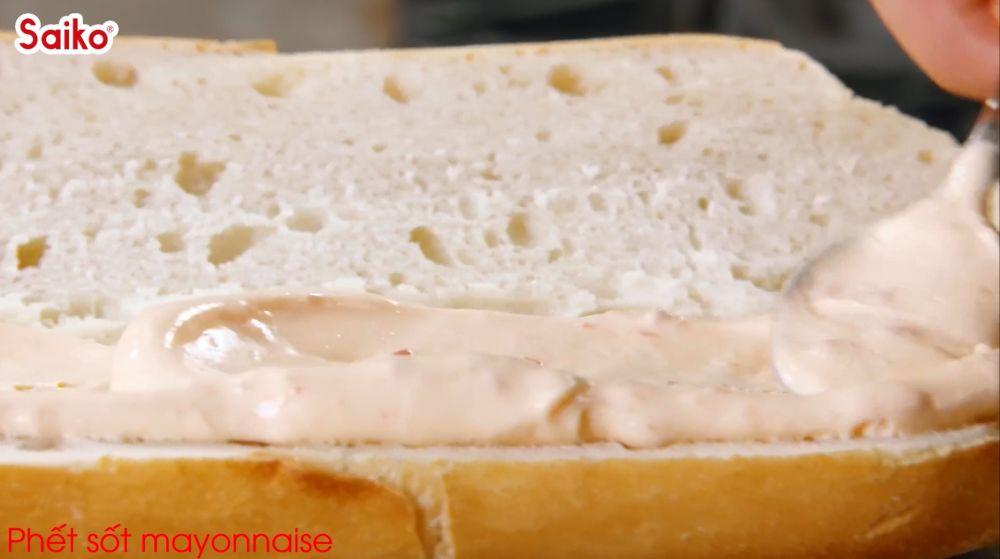 Hướng dẫn cách làm Bánh mì gà xé mới nhất 2020