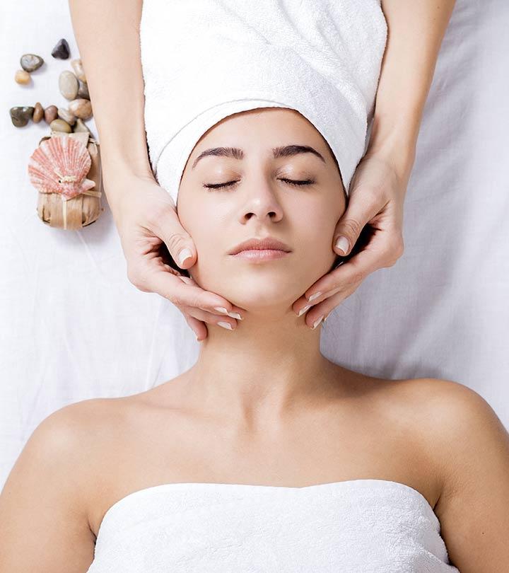 Máy massage mặt có tốt như liệu trình spa