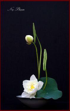 ikebana ;