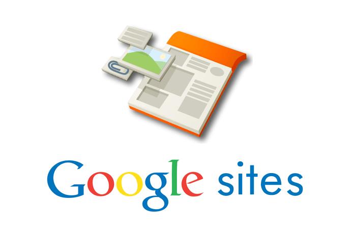 Cách Tạo Google Site