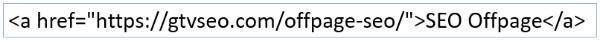 thuộc tính nofollow trong html