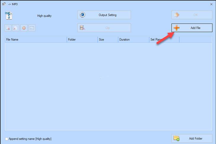 Phần mềm Format Factory - Bước 2