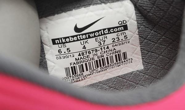 Check Giày Nike