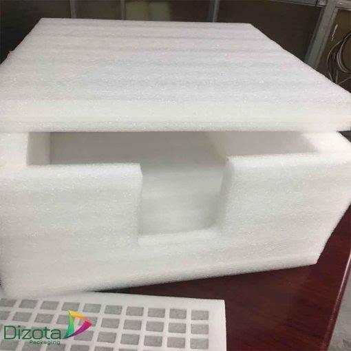 Sử dụng mút xốp PE foam hiệu quả trong việc bảo quản đồ vật