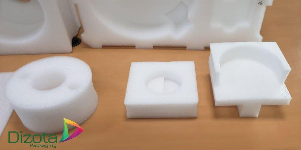 Hộp xốp PE foam dùng để định hình đồ vật