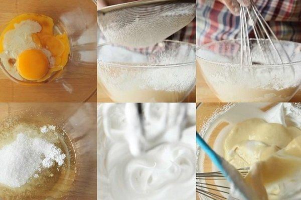 cách làm cốt bánh kem