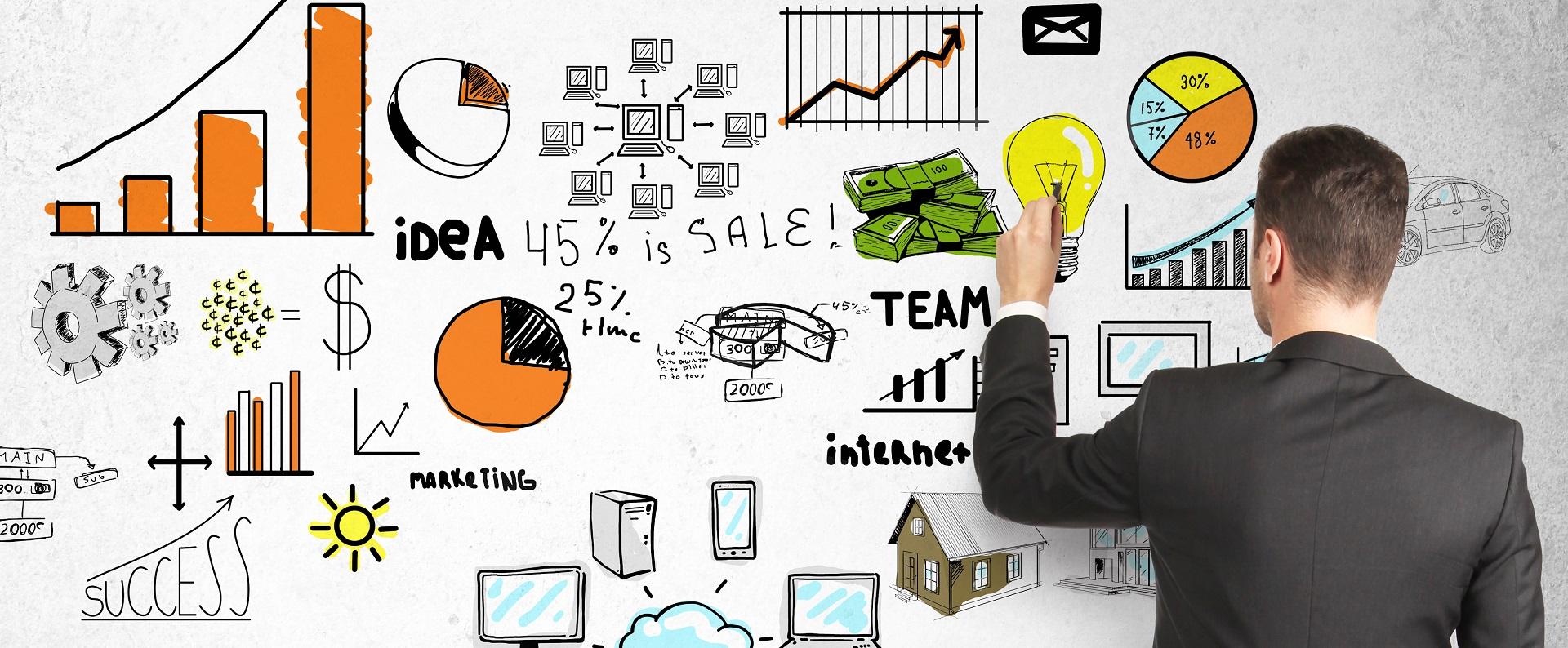 Lên kế hoạch là bước quan trọng trước khi bắt tay vào kinh doanh bất kỳ lĩnh vực gì