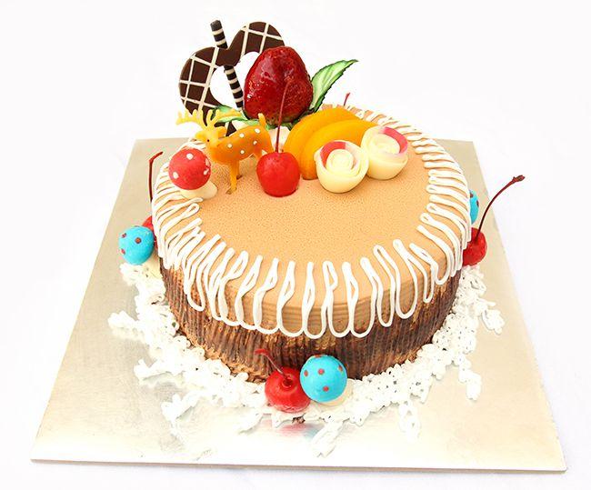 Cách làm bánh kem chúc mừng sinh nhật đơn giản tại nhà ...