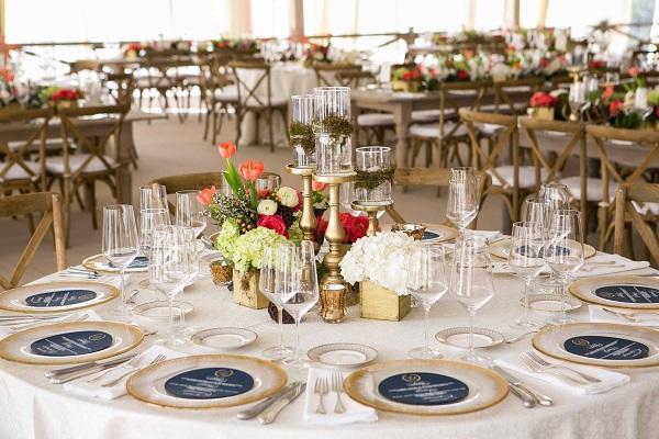 Xu hướng trang trí bàn tiệc cưới năm 2019