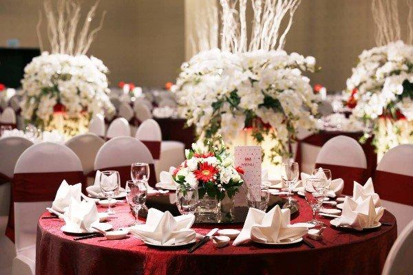 Những điều cần biết về quy trình phục vụ tiệc cưới