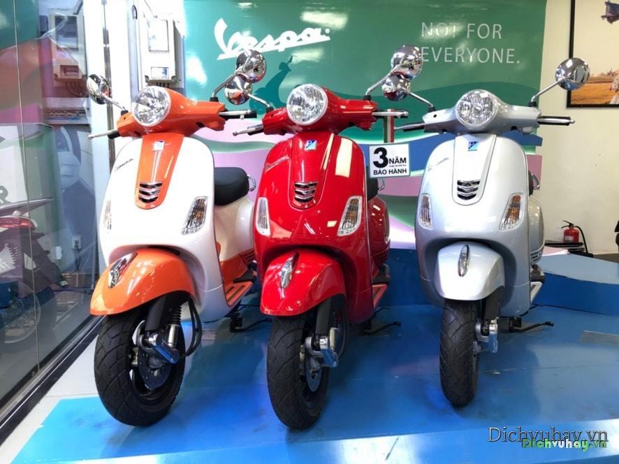xe ga, xe ga cho nữ, giá xe ga, xe Piaggio, xe Honda, xe Yamaha