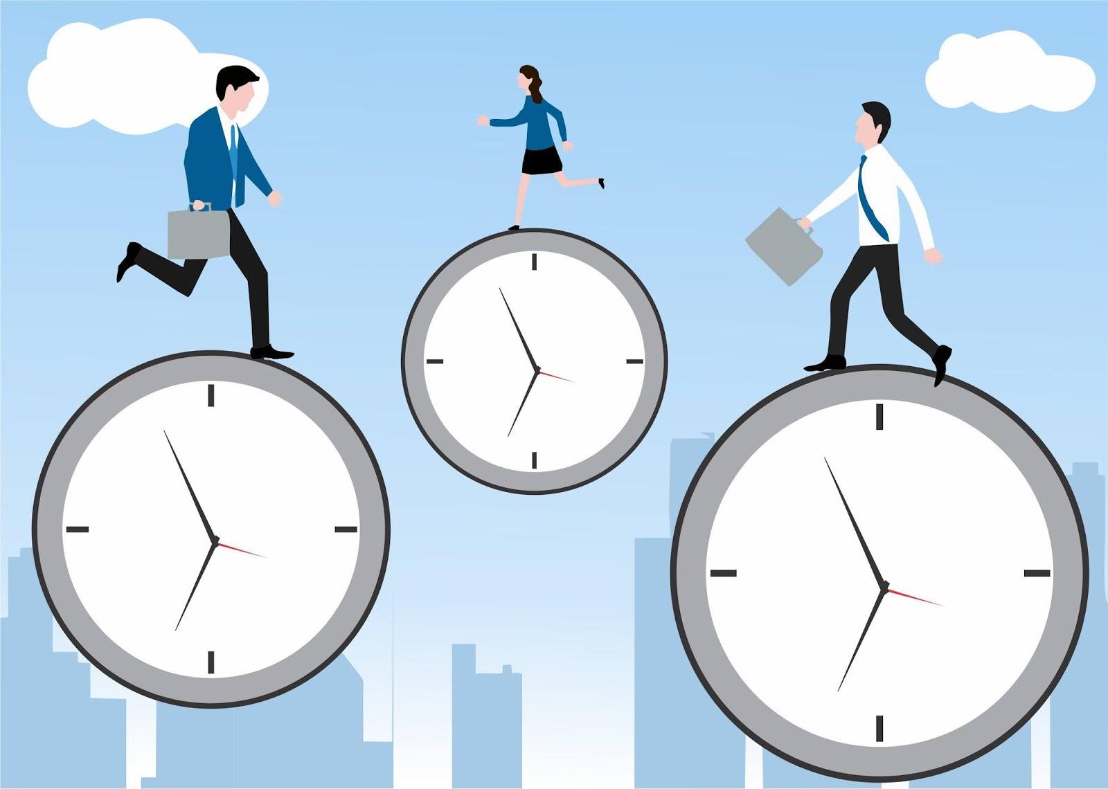 Kiến thức quản lý thời gian