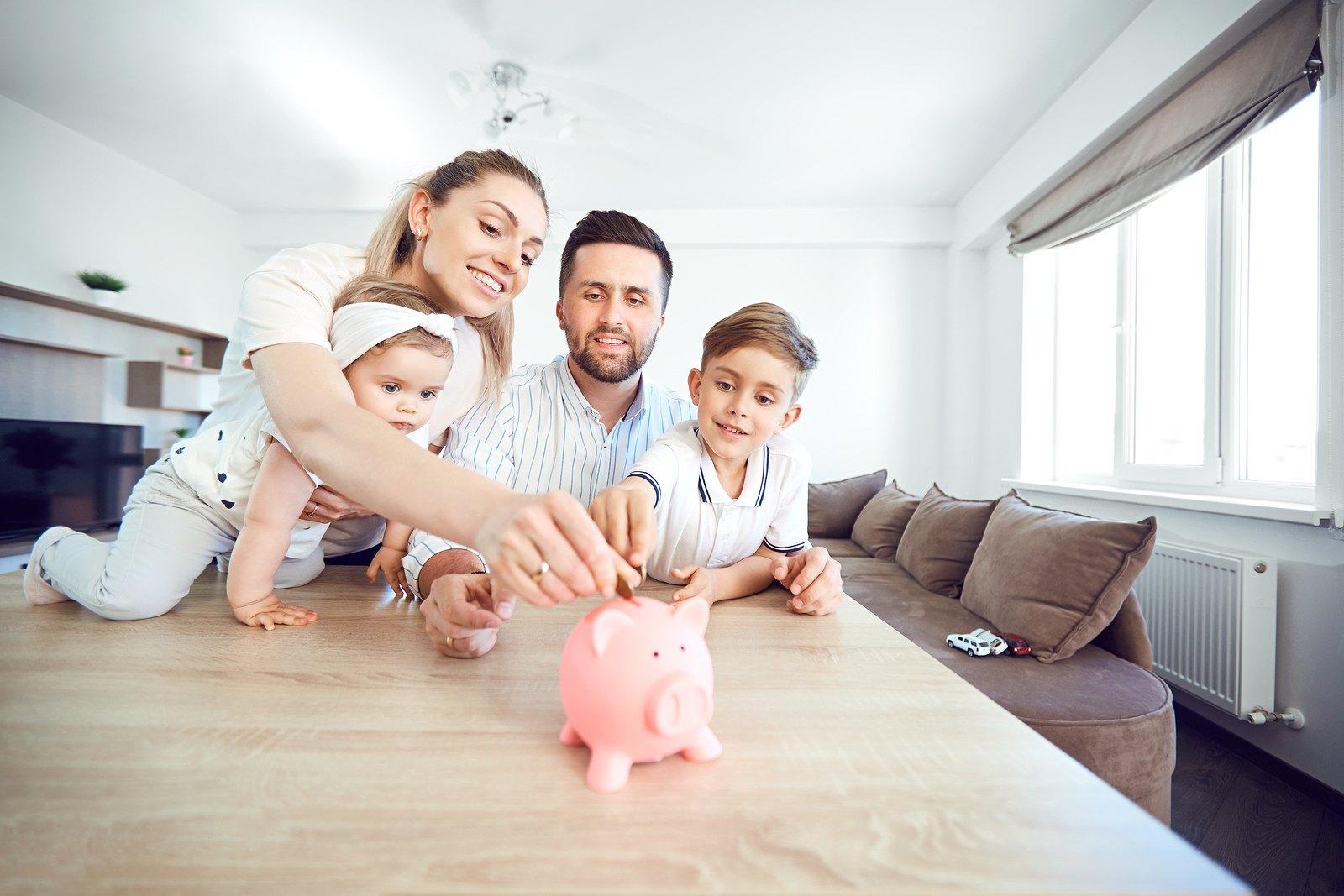 Cách ghi sổ chi tiêu và cách quản lý Tiền trong Gia đình - BYTUONG