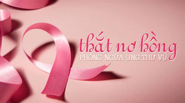 8 giải pháp hàng đầu để phòng chống ung thư vú