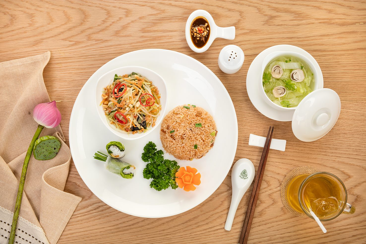 Nhà hàng chay Sài Gòn