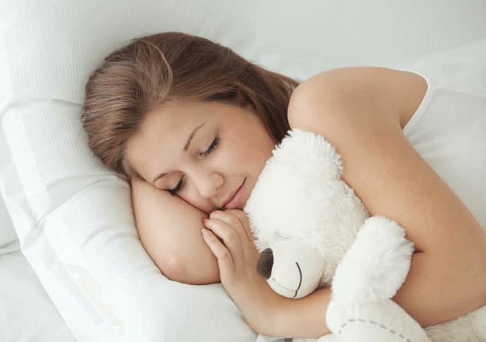 Không gian yên tĩnh, sạch sẽ giúp dễ ngủ và ngủ ngon hơn - Dân ...