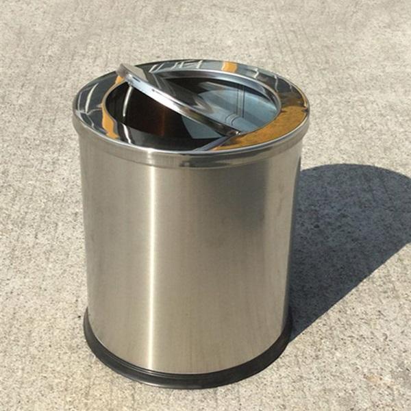 Tổng hợp các loại thùng rác inox thông dụng | n8S | Công Ty TNHH INOX Ánh Sao