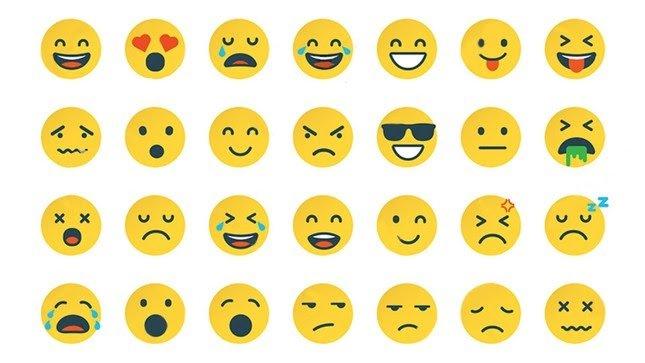 Chèn biểu tượng cảm xúc vào bài viết