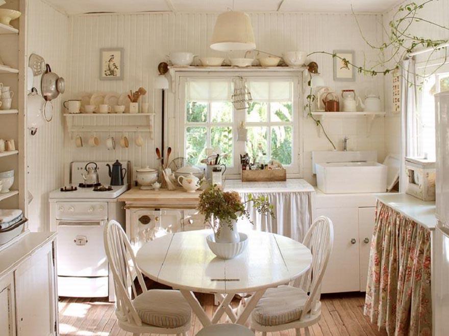 Ngắm nhìn những nhà bếp phong cách vintage siêu đẹp