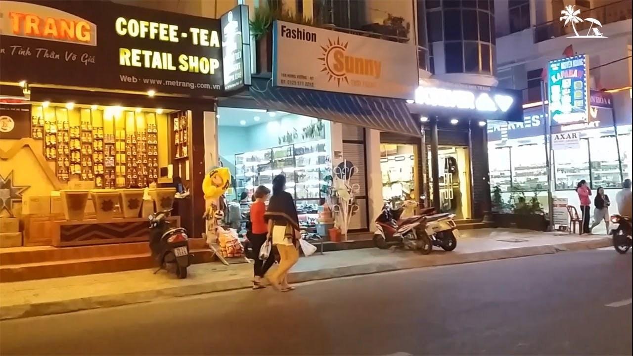 Nhà phố ở Nha Trang, nhất là khu phố Tây tuy đắt tiền nhưng hiệu quả kinh doanh cực kỳ cao nhờ lượng du khách khổng lồ