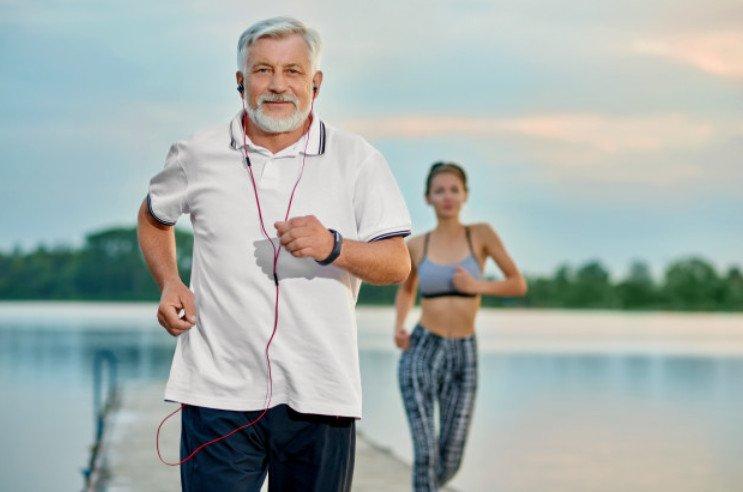 Tập thể dục giúp xương bạn chắc khỏe