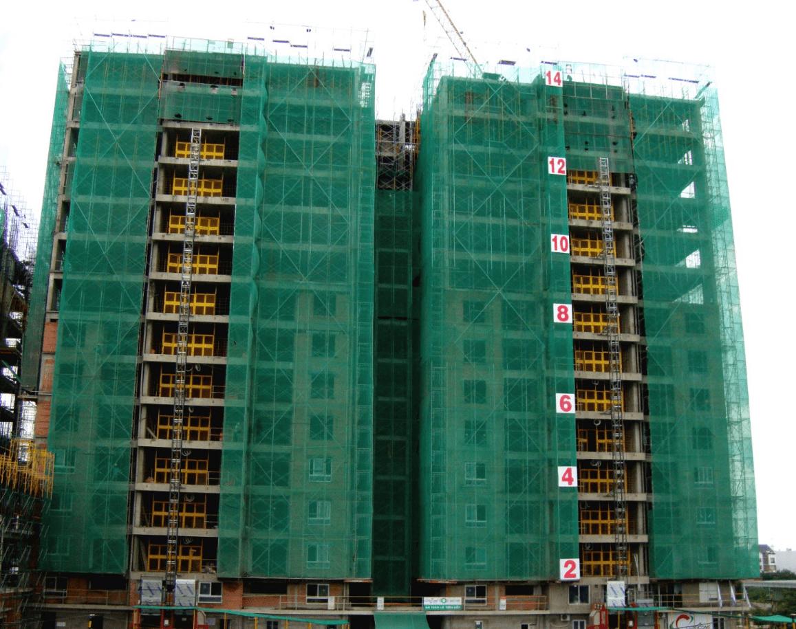 LƯỚI BAO CHE 01 – Thuận Lợi Phát - nhà phân phối lưới nhựa cao cấp