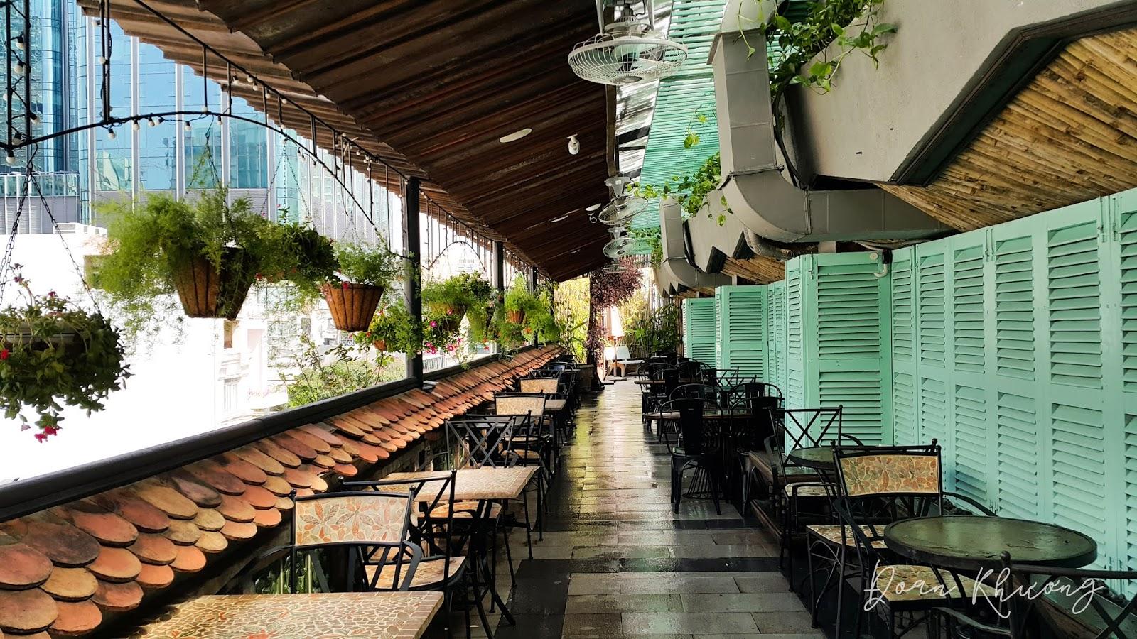 Quán cafe độc đáo ở Sài Gòn nổi tiếng