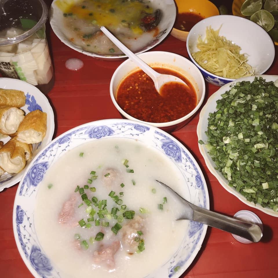 Ăn đêm Sài Gònthơm ngon nhất