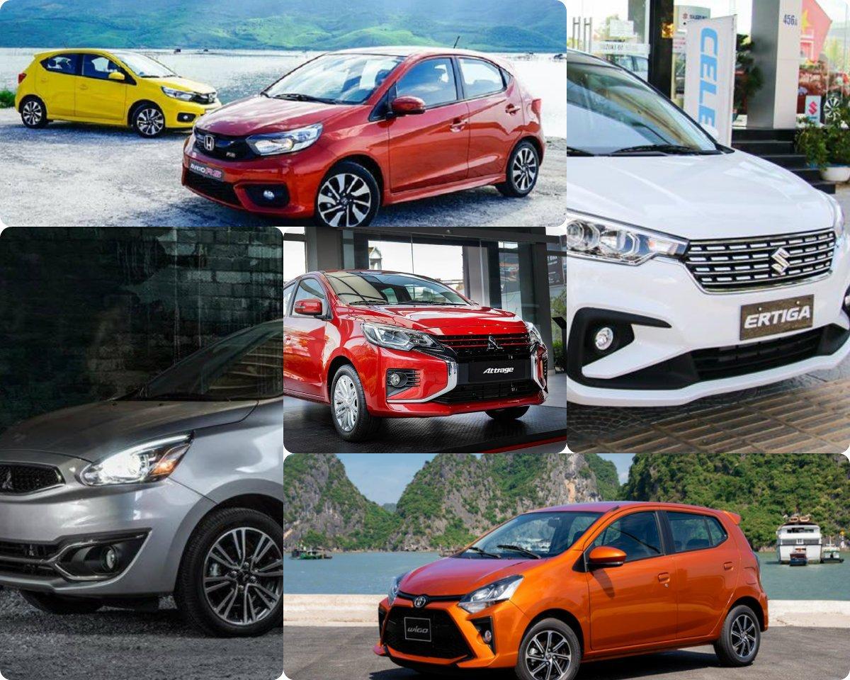 5 mẫu xe ô tô nhập khẩu giá 'siêu rẻ' tại Việt Nam hiện nay