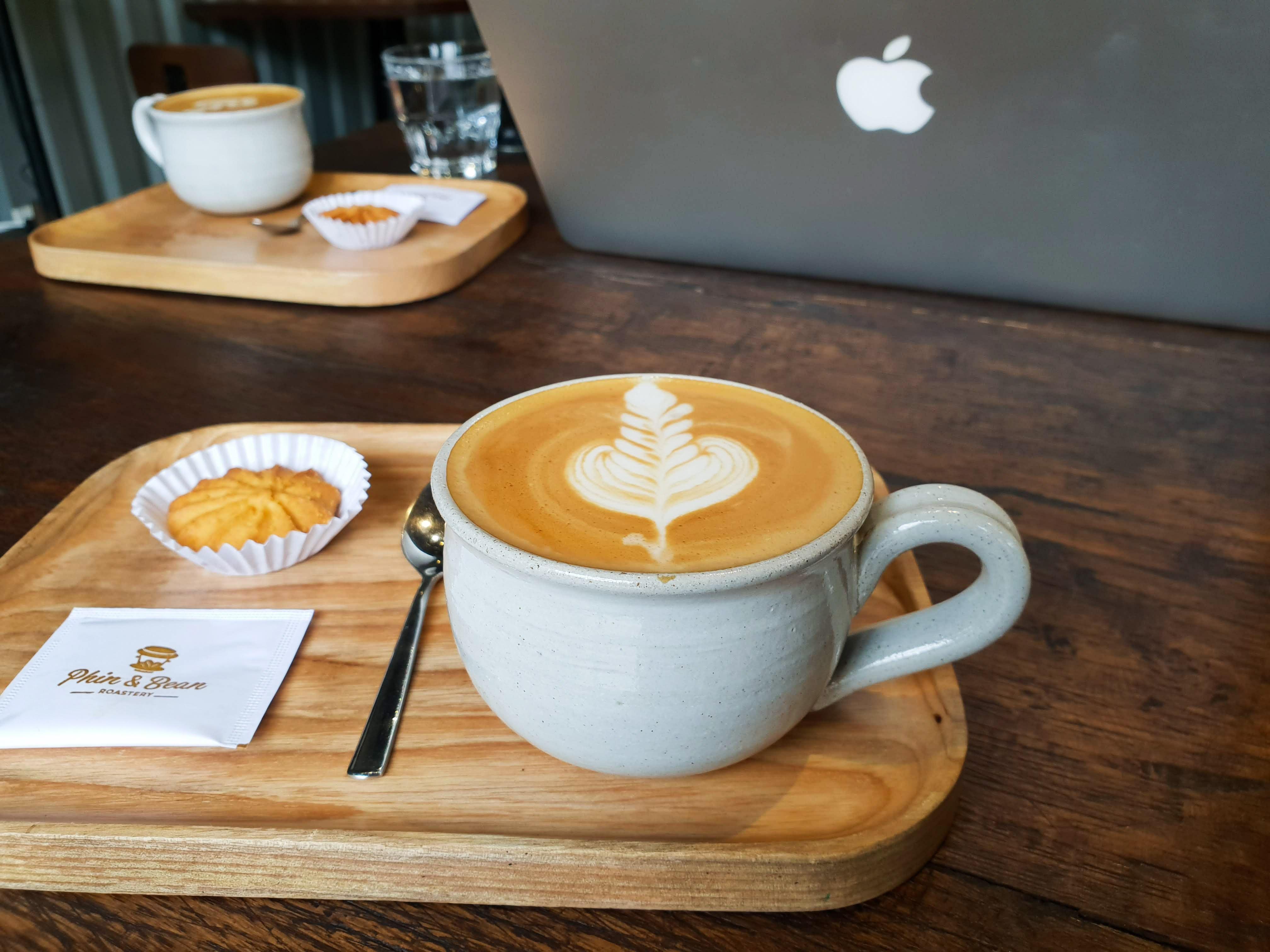 9 laptop work friendly Saigon cafes | a matter of taste