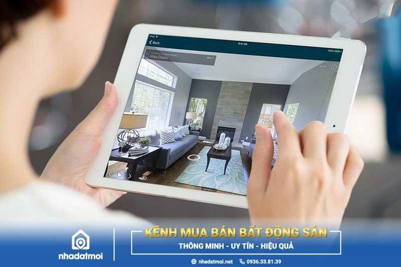 Nhadatmoi.net - Cung cấp các tính năng mua bán nhà đất hiện đại