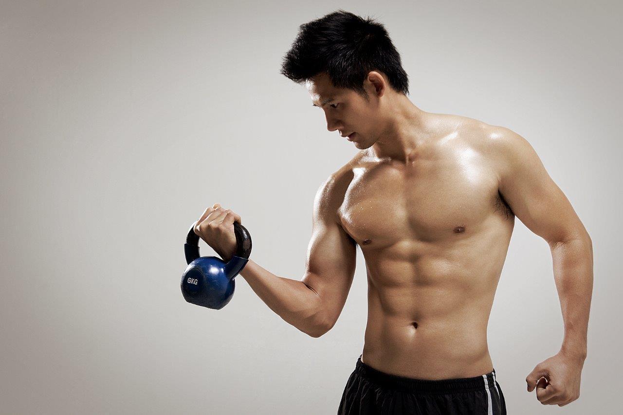 Người gầy nên tập môn thể thao nào để tăng cân