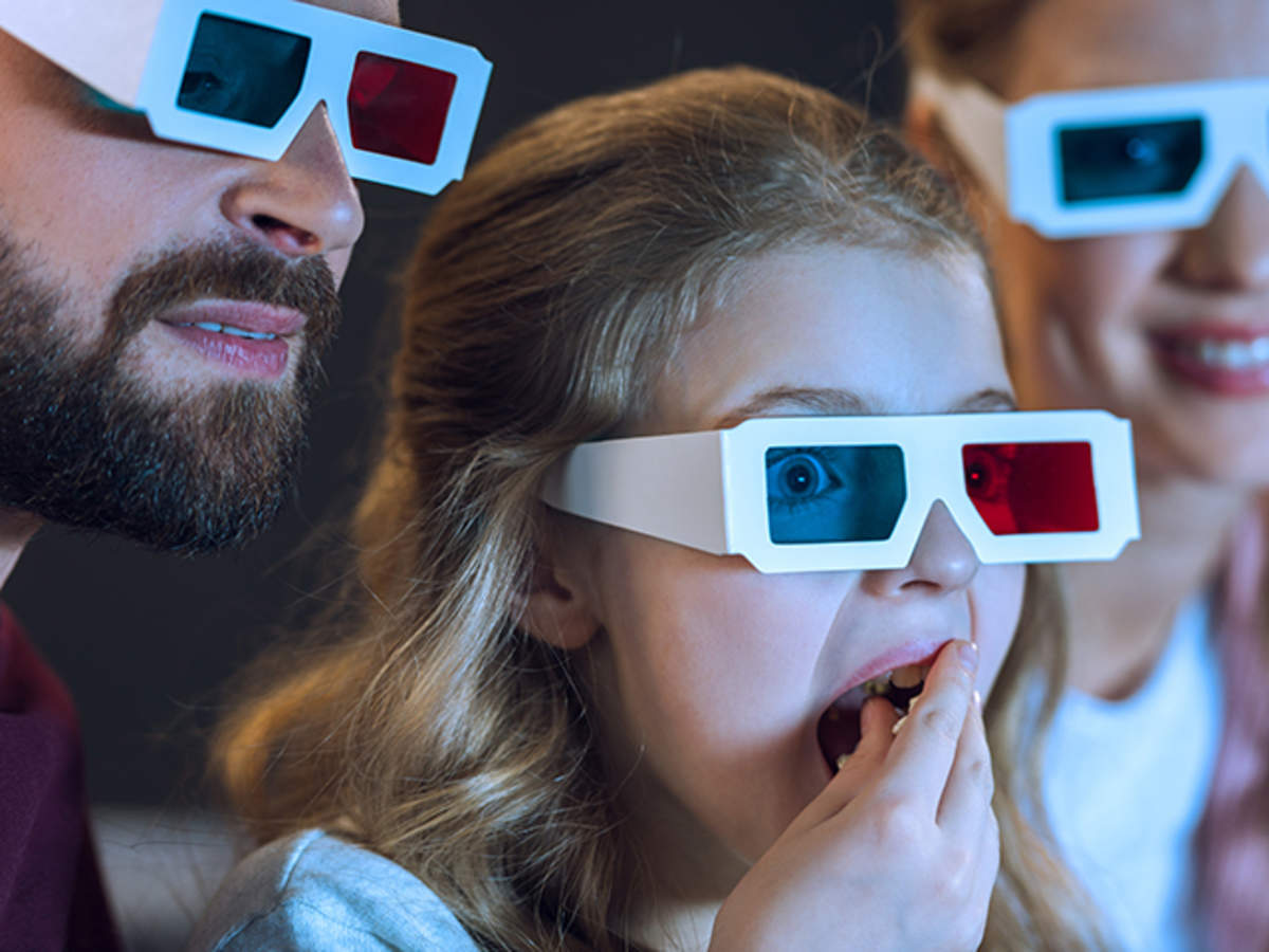 Now, you can watch 3D movies at home sans glasses - The Economic Times