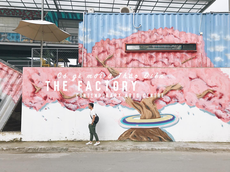 Có gì mới ở Thảo Điền – The Factory Contemporary Arts Centre – New Art  Place in Thao Dien – Lý Thành Cơ