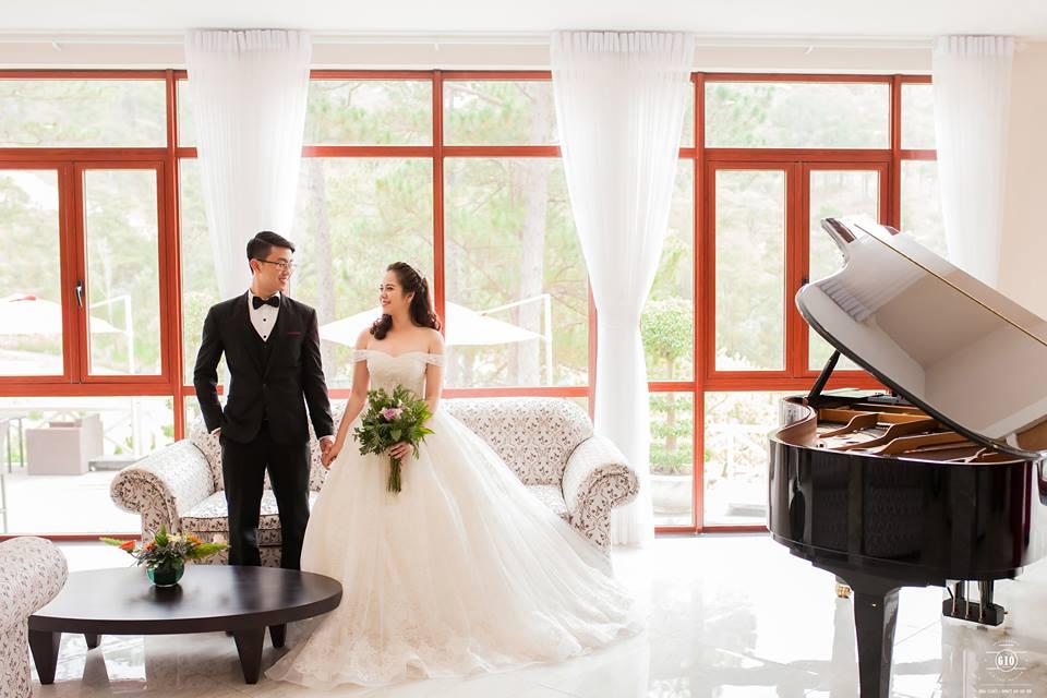 Ghim #9 Kinh nghiệm chụp hình cưới Đà Lạt 2020| 10 studio tốt