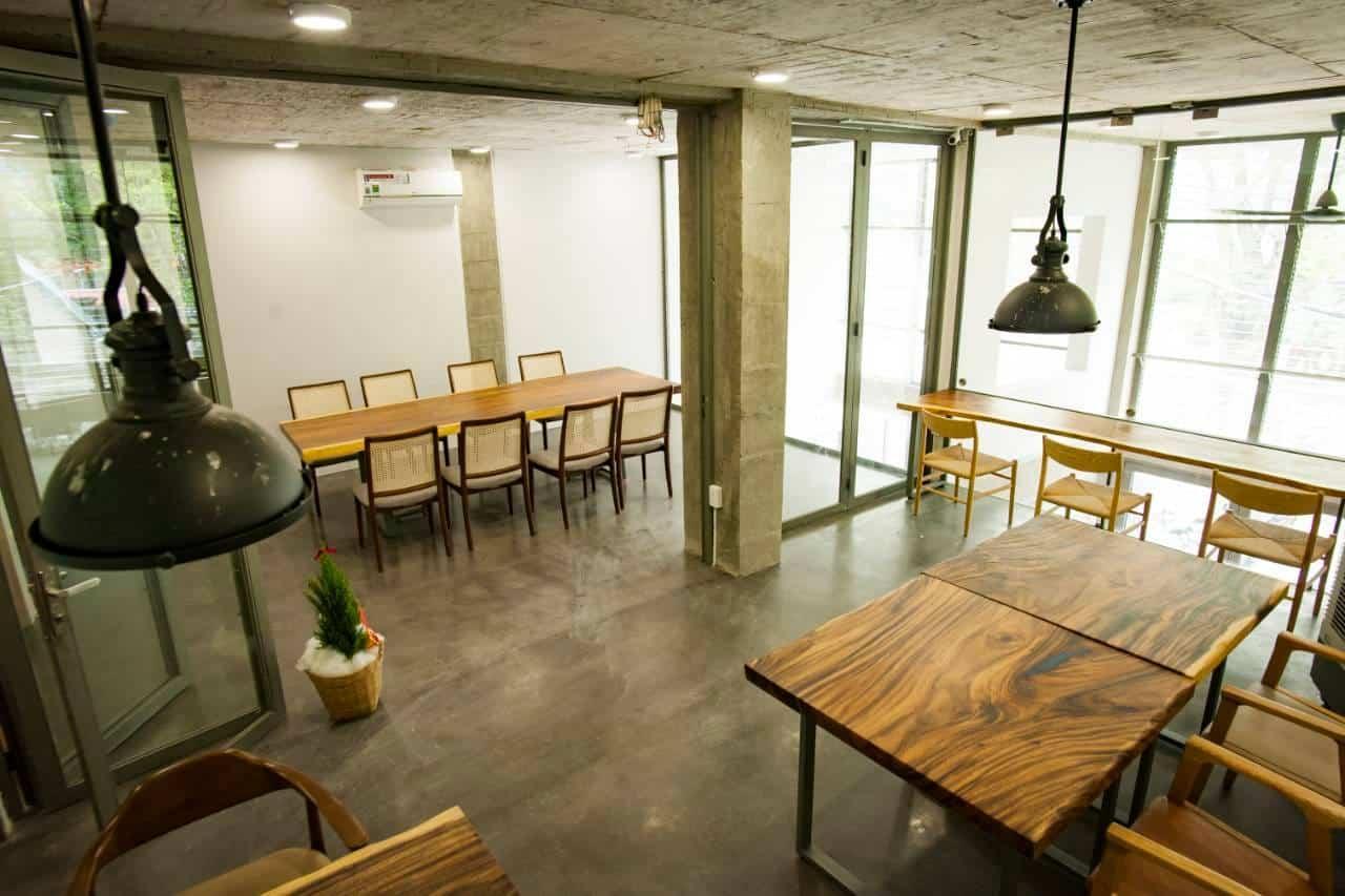 Work Saigon – Quán cafe siêu đẹp và cực hợp để ngồi làm việc - Cuối Tuần  Của Tui