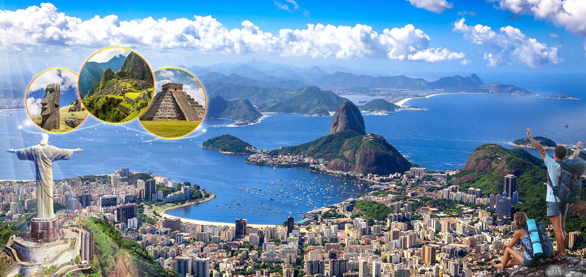 Kinh nghiệm du lịch Nam Mỹbạn cần biết