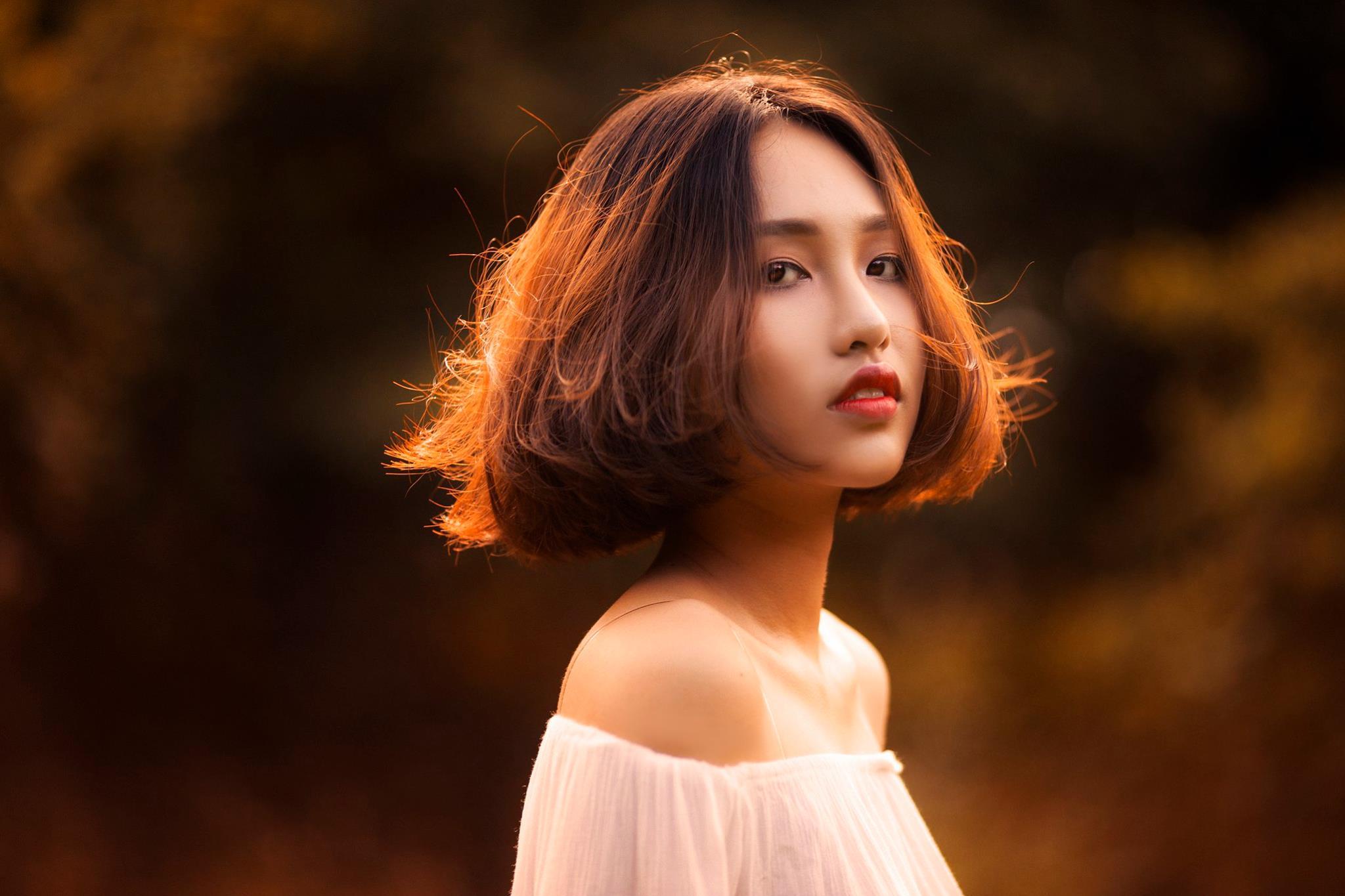 Mơ màng với bộ ảnh chân dung nắng chiều của nhiếp ảnh gia Thái Duy |  Digital Photo