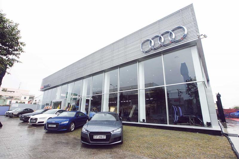 Top 3 Đại lý xe Audi uy tín và bán đúng giá nhất ở TP. HCM - Toplist.vn