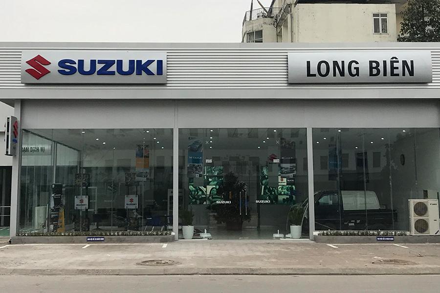 Đại Lý Suzuki NISU - Suzuki Long Biên - TP. Hà Nội