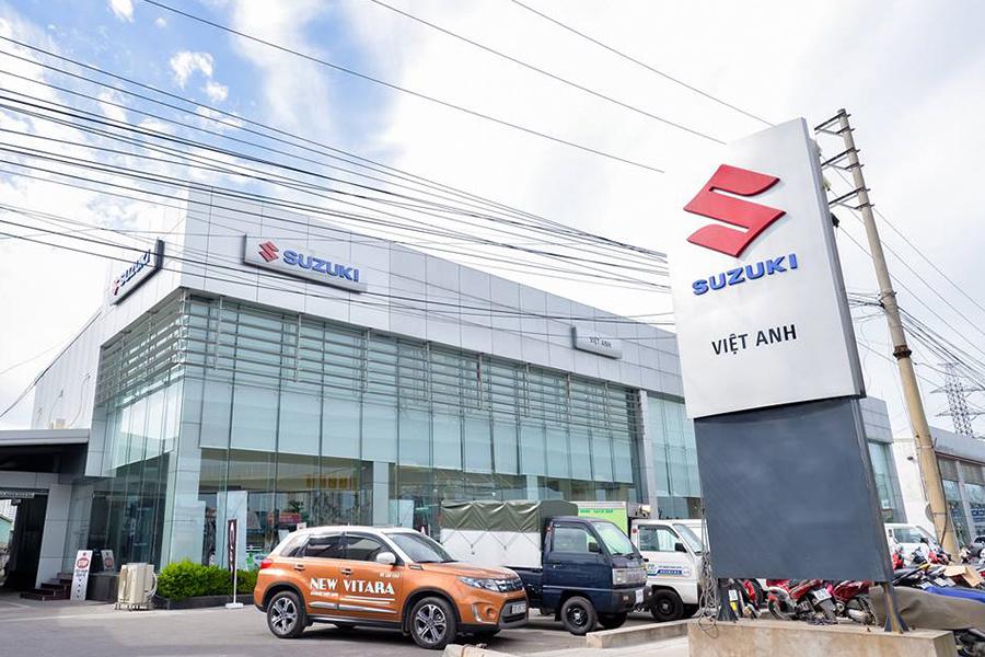 Đại Lý Suzuki Việt Anh - Suzuki Hà Đông - TP.Hà Nội