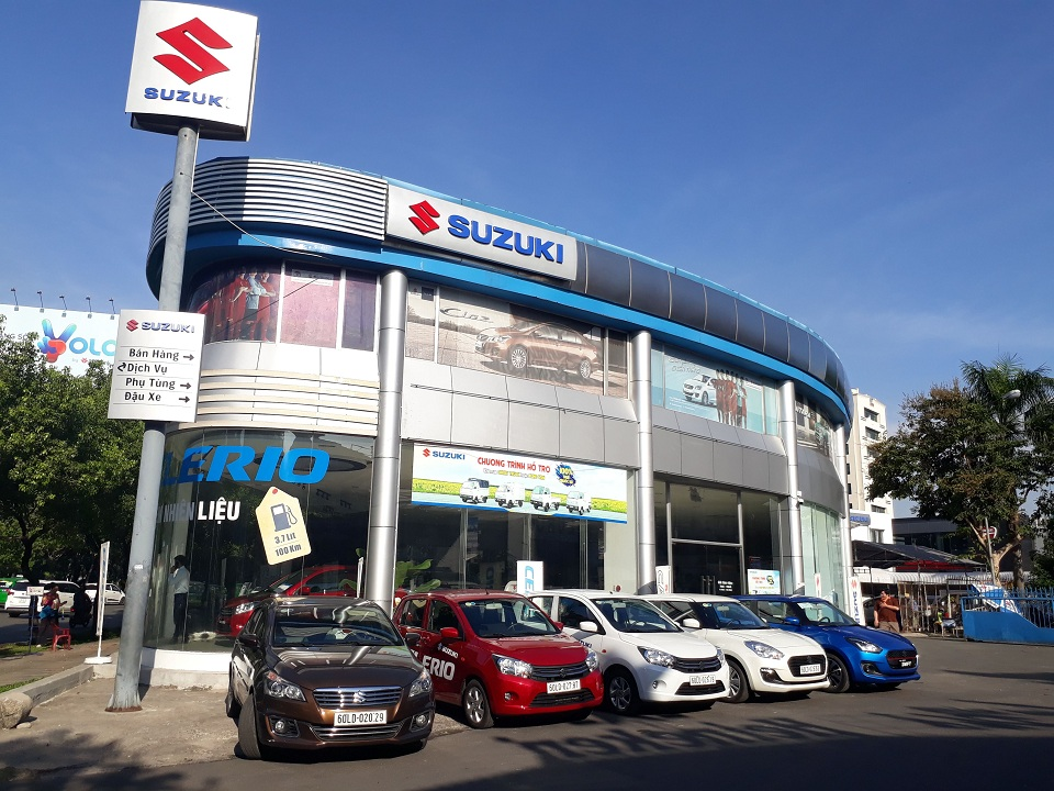 Suzuki Quận 4 | Đại Lý Suzuki Uy Tín Gía Tốt Tại Sài Gòn