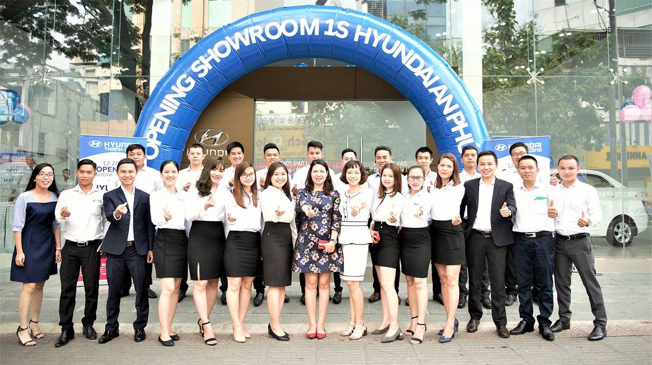 Đại Lý Hyundai An Phú 1S Quận 1 Có Gì Mới - Hyundai Sài Gòn