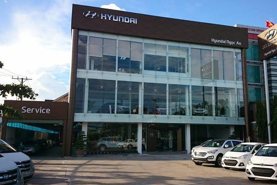 Các Đại Lý Hyundai Chính Hãng Tại TpHCM - Hyundai Sài Gòn