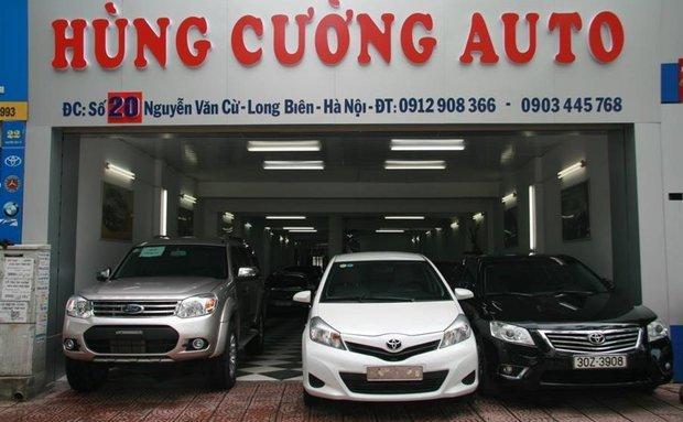 Hùng Cường Auto - Chuyên Kia Morning Nhập Khẩu