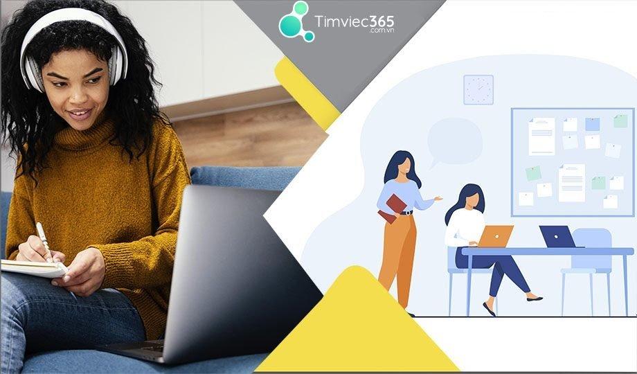 Các tiện ích hấp dẫn có ở timviec365.com.vn