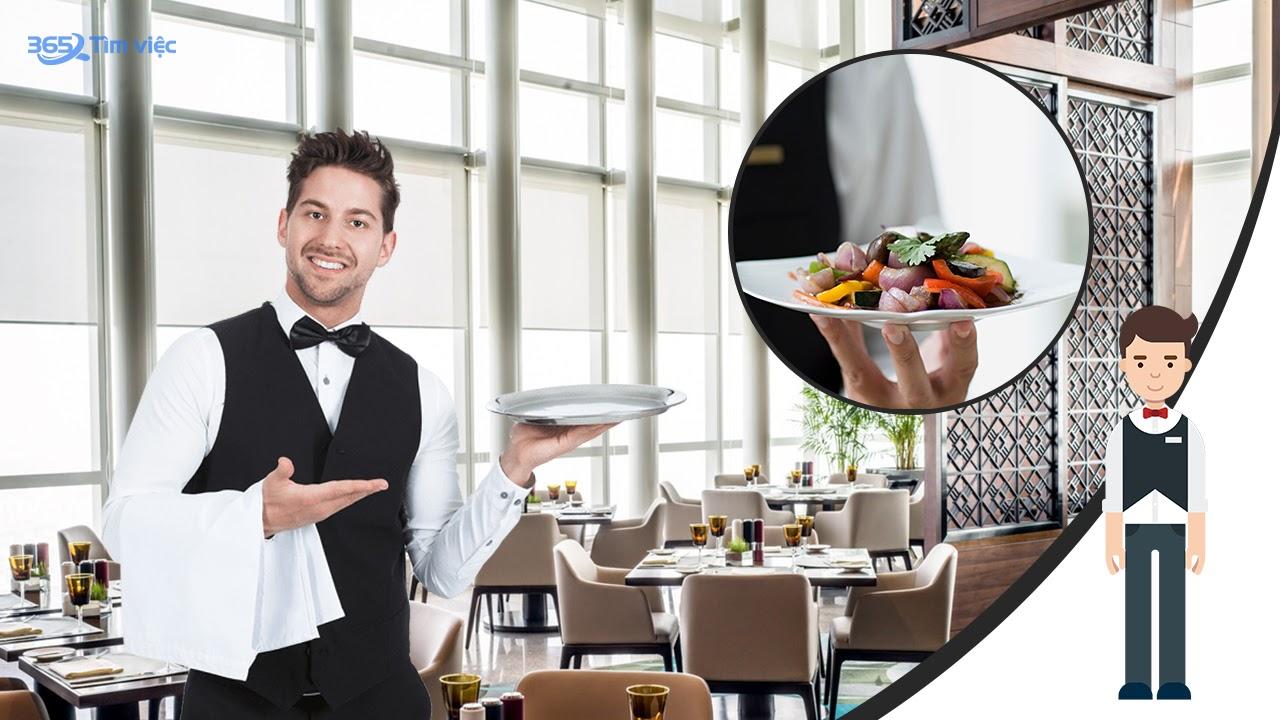 Tìm việc làm nhà hàng khách sạn tại timviec365.vn - sự lựa chọn thông minh