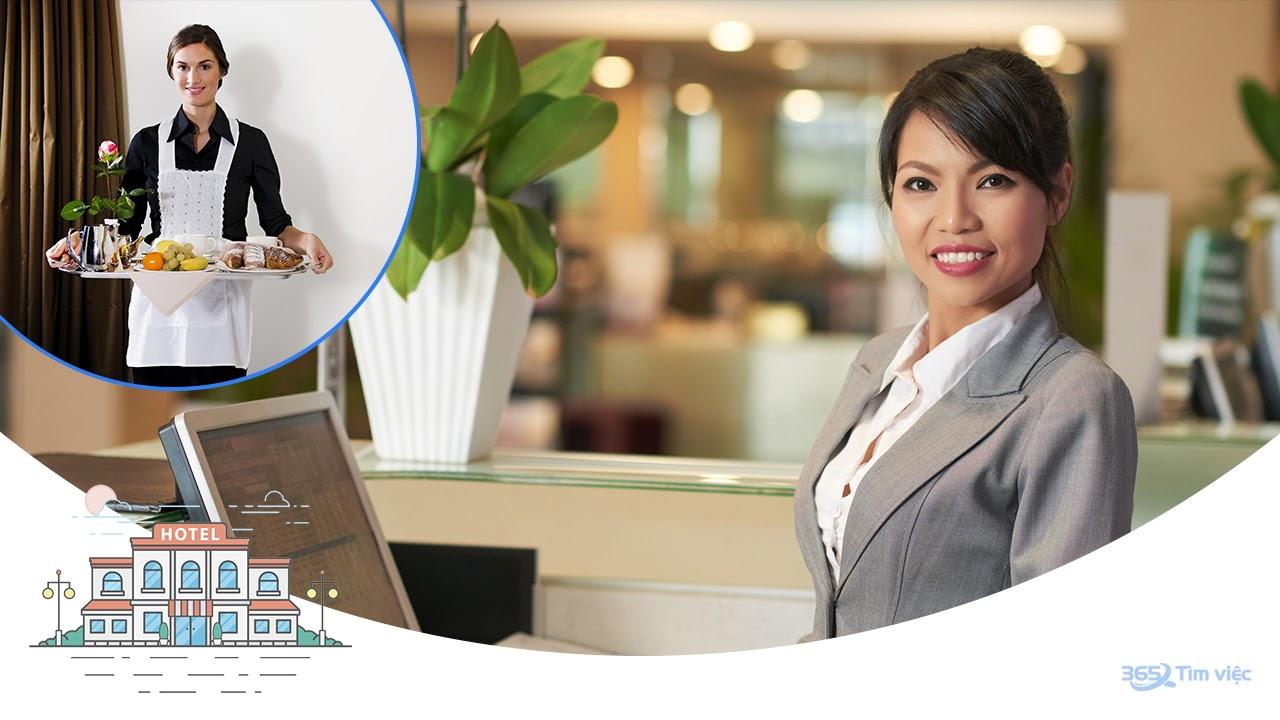 Khám phá tính năng tìm việc làm nhà hàng khách sạn đầy hấp dẫn trên timviec365.vn