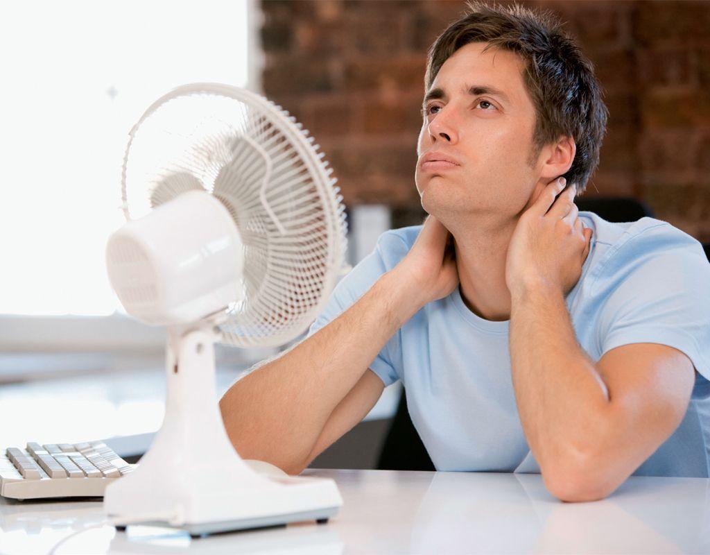 Dấu hiệu nhận biết nóng trong người cần biết